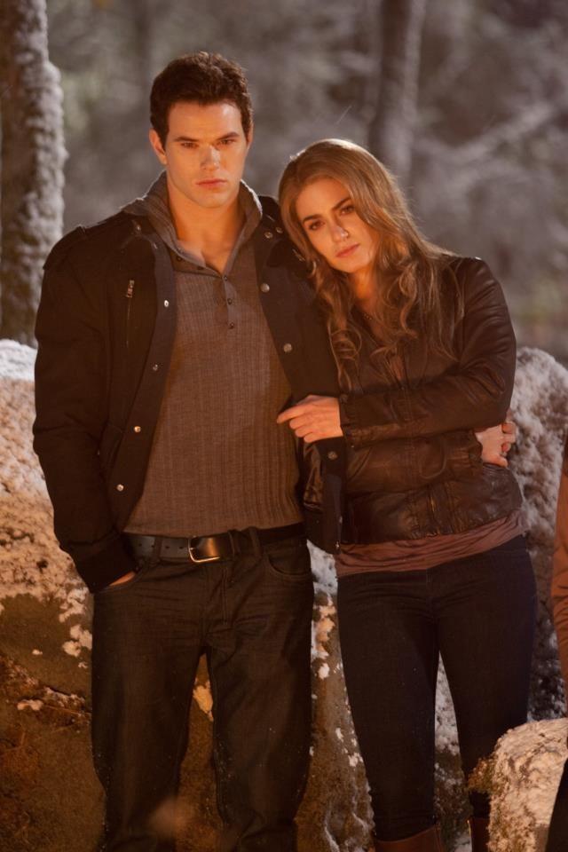 Emmett & Rosalie #BD2