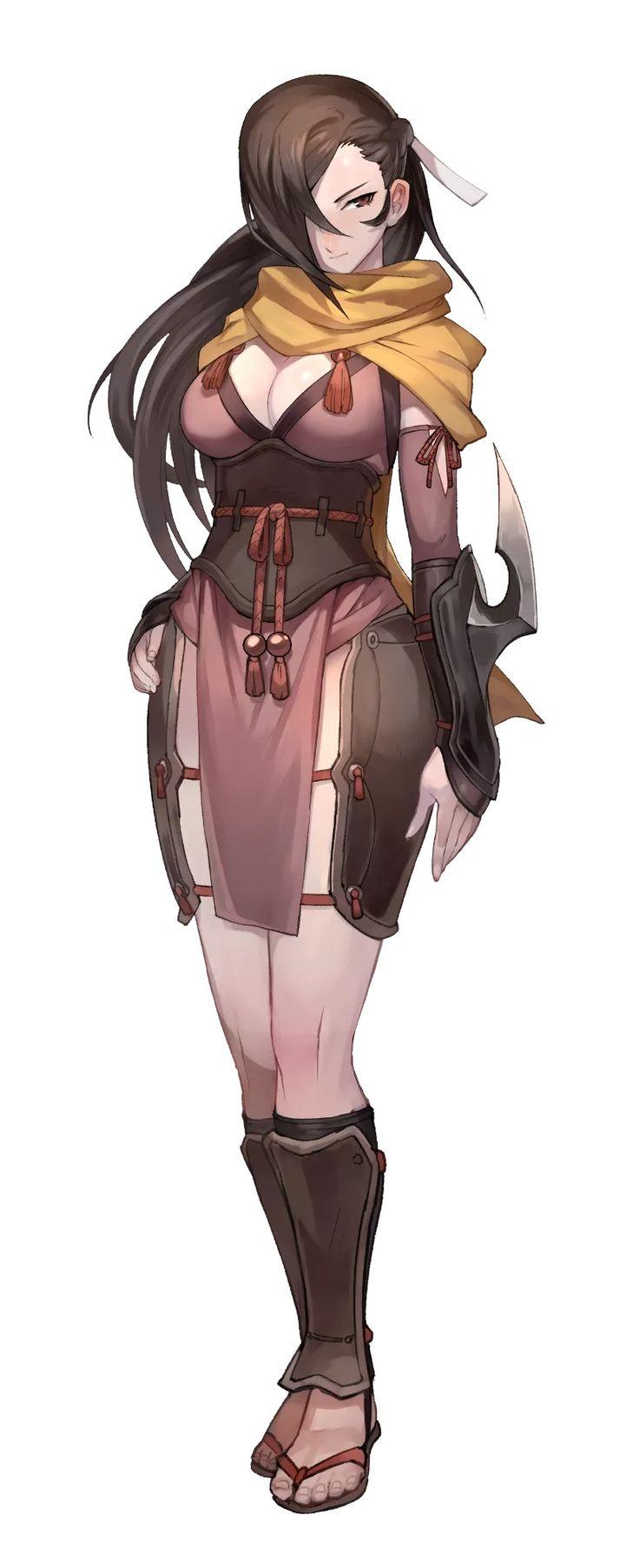 Kagerou / Fire Emblem Heroes