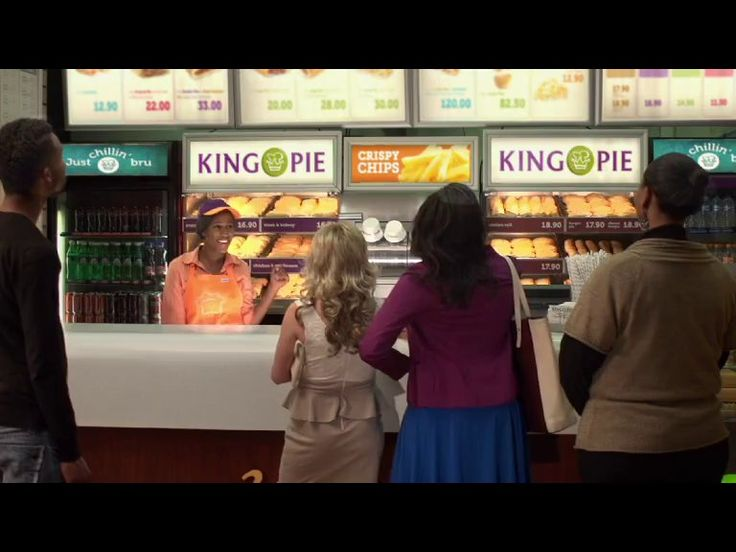 It's no secret that we South Africans aren't afraid of laughing at ourselves, and of course one of the issues that we still have to deal with is getting to cross cultural boundaries. This is in part what sets up the punch line for the new King Pie ad, which inverts stereotypes with a hilarious outcome.  http://youtu.be/Lb-3sjDqfm8