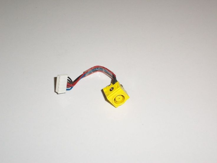 Lenovo ThinkPad T500 Genuine DC-IN Power Jack w/Cable