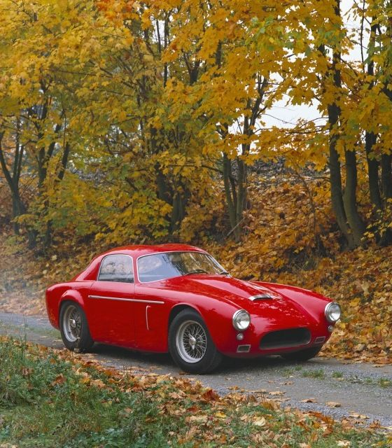 1958 Zagato AC Ace Bristol - a rare one-off