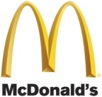 McDonalds Corporation logo. (PRNewsFoto)