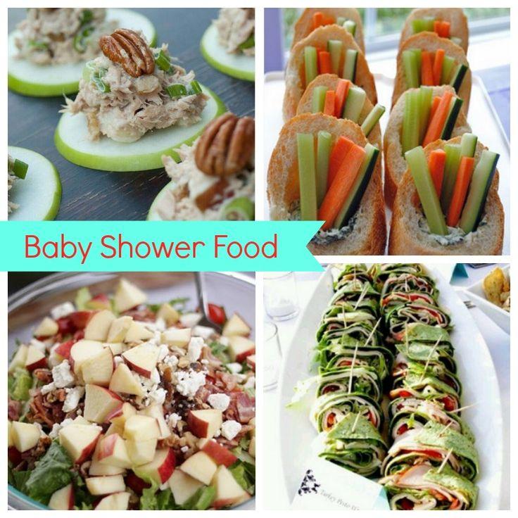 Baby Shower Food