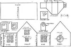 Printable Patterns for Putz Glitter Houses - Bing Images