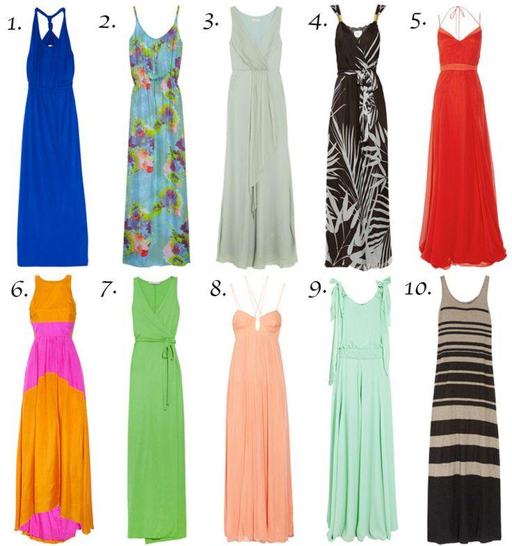 10 Perfect Maxi Dresses For Petite Women | Lovelyish