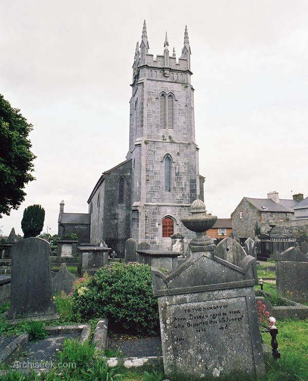 1827 – St Munchin's Church of Ireland, Limerick