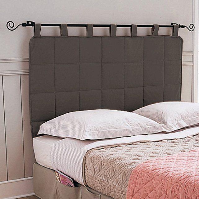 M s de 25 ideas incre bles sobre cabecero acolchado en - Cabeceros acolchados cama ...