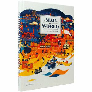 A Map of The World €42.75