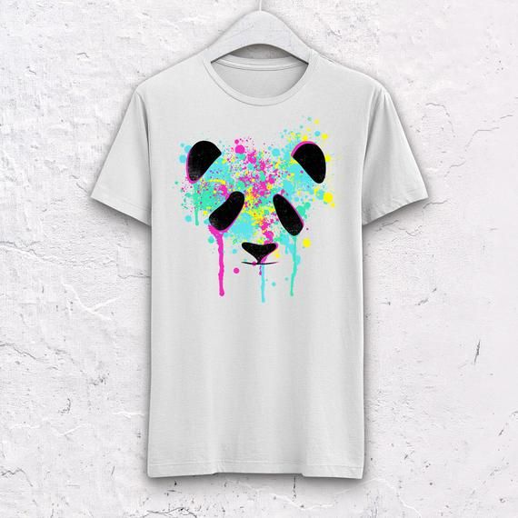 Panda World T Shirt Panda Shirt Animal T Shirt Animal Shirt