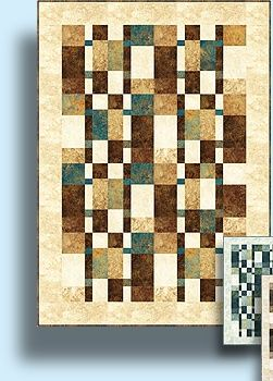 Quilt Poetry - Around Town pattern