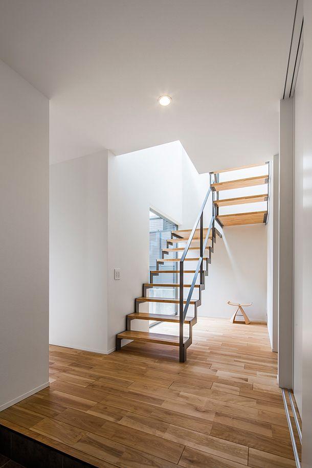 光と風が抜ける凪の家・間取り(愛知県) | 注文住宅なら建築設計事務所 フリーダムアーキテクツデザイン