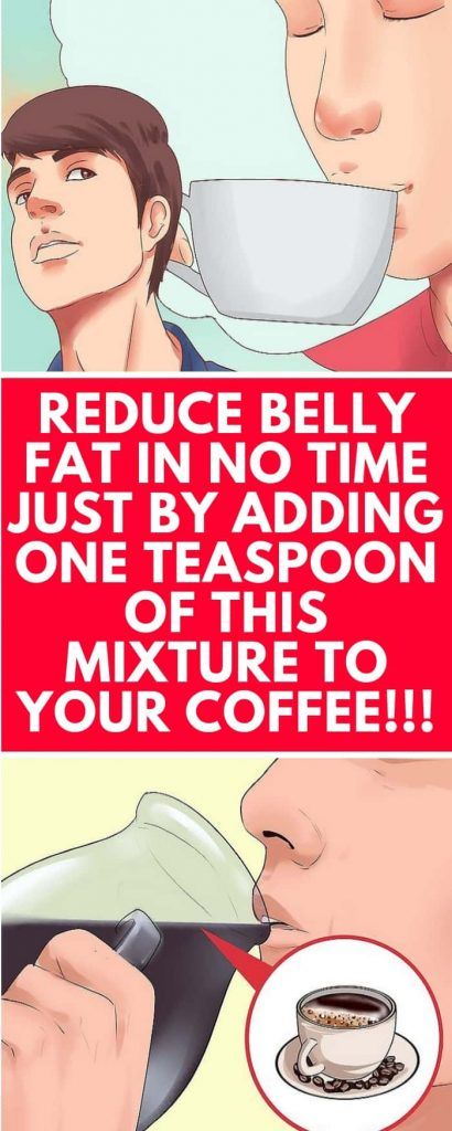 Reduce BELLY FAT IN NO TIME Just By Adding One Tea…