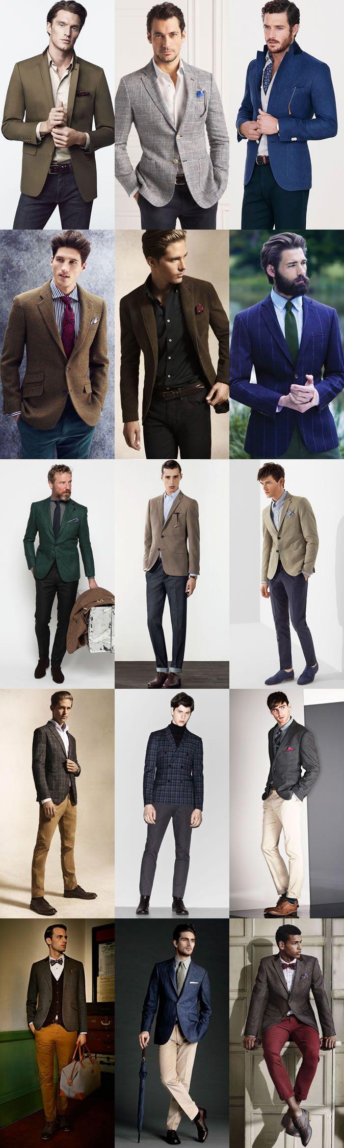 Tendencias estilo otoño en moda hombre, sacos, corbatas de moño, texturas, todo lo que en Robert's  tenemos para ti con nuestras marcas.