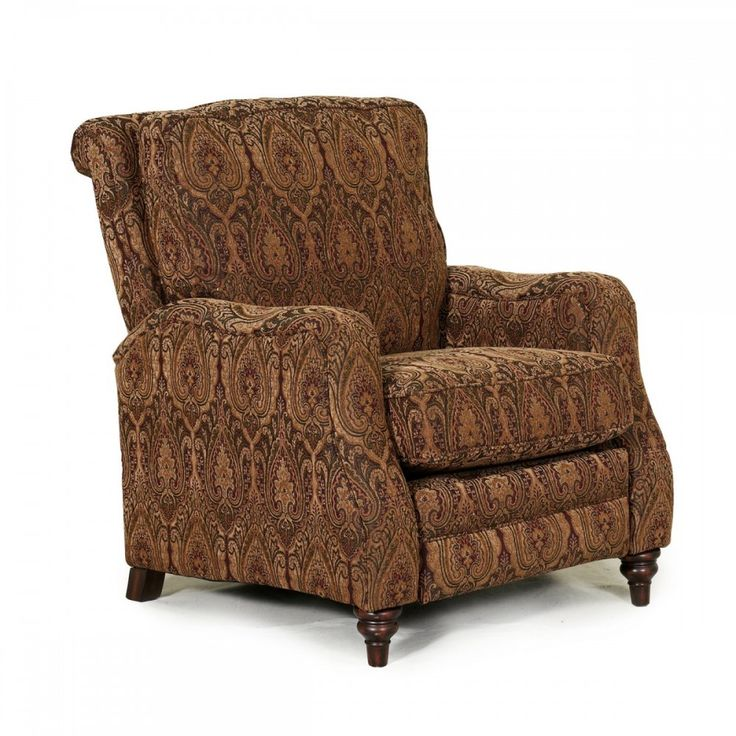 Barcalounger Charles II Recliner Chair Profile View