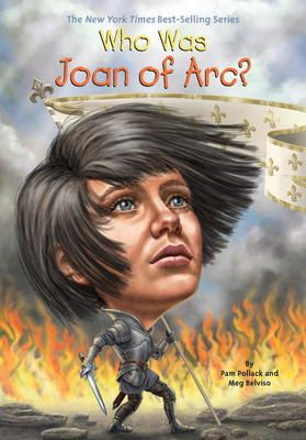 Who Was Joan of Arc? by Pam Pollack,Meg Belviso,Andrew Thomson,Nancy Harrison, Click to Start Reading eBook, Joan of Arc was born in a small French village during the worst period of the Hundred Years' War. For