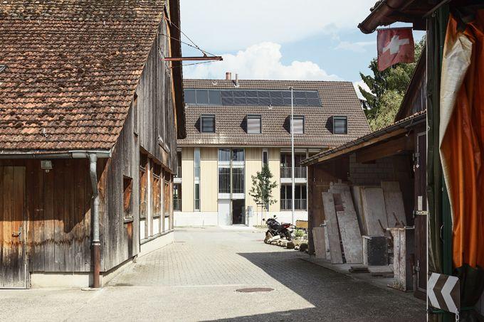 Bauten - Peter Kunz Architektur