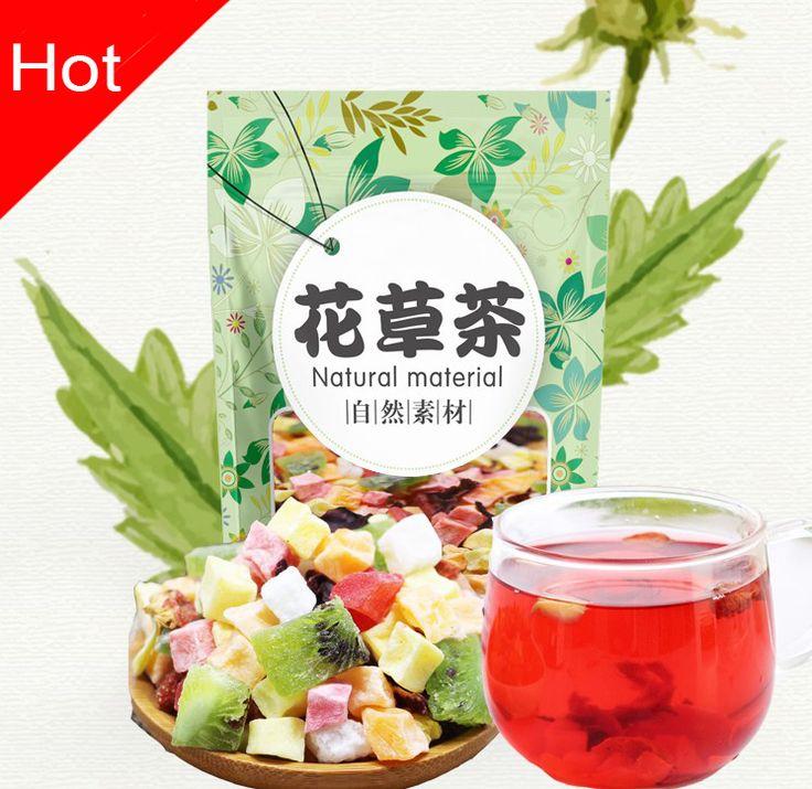 ナチュラル中国フルーツティーフラワーフルーツティーグリーン食品遅延老衰フレーバーティー失う重量を改善しブレンド茶
