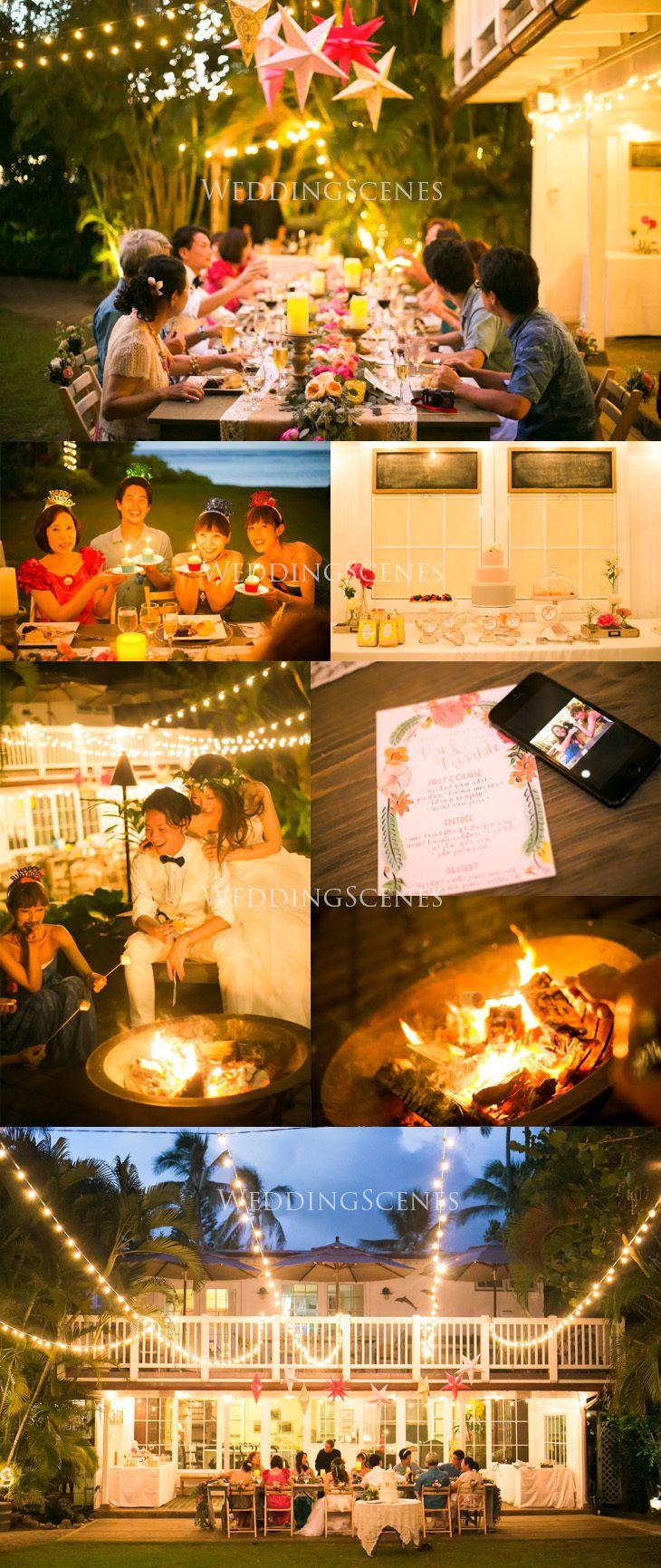 Dreamy Wedding♡ 〜カワイアハオ教会&ベイヤーエステイト〜  ハワイウェディングプランナーNAOKOの欧米スタイル結婚式ブログ