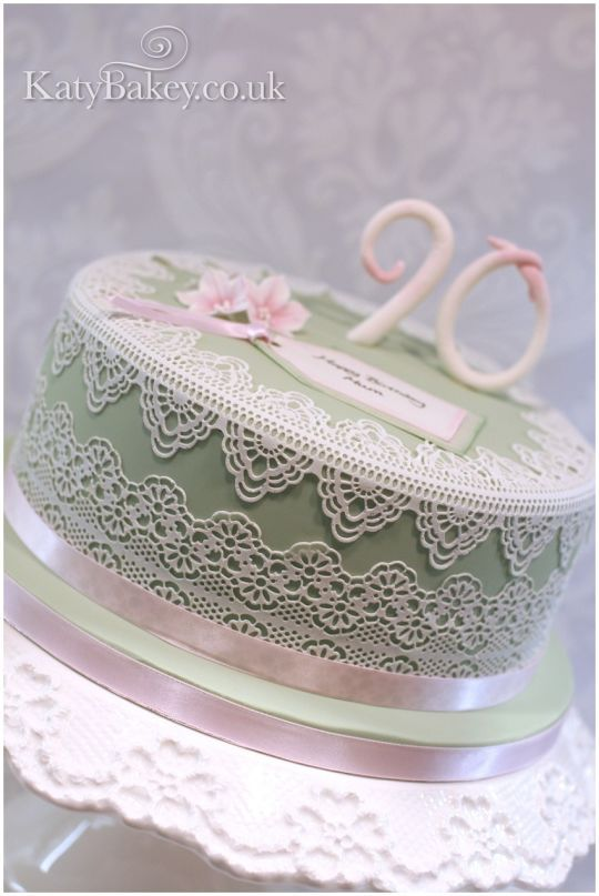 90th Birthday Cake Ideas