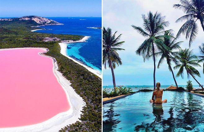 9 fantastiske destinationer, som burde være på din bucket list