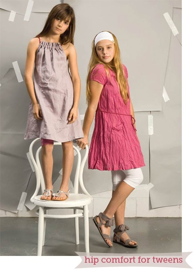 Great age-appropriate clothes for tweens from e3-Mm for ...