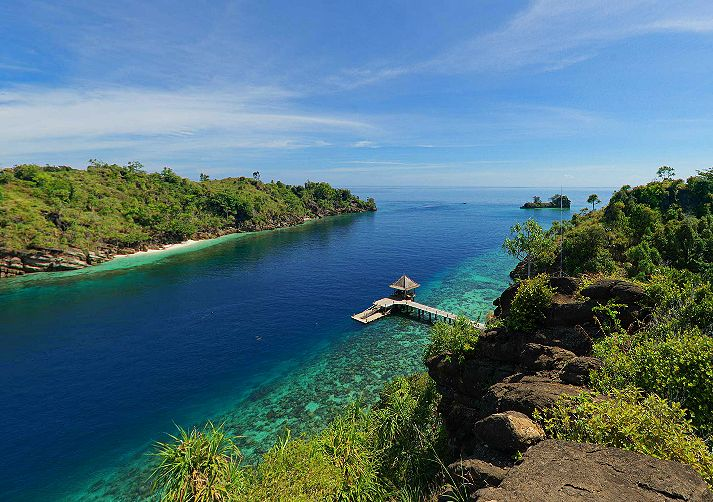 Misool Eco Resort, Raja Ampat, Indonesia