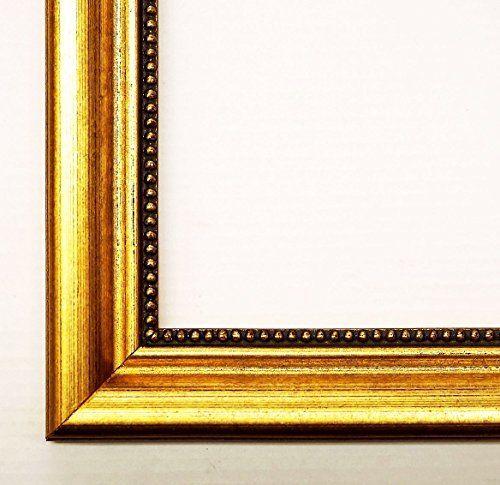 Bilderrahmen Clever Line 5 Gold mit Perlkante 2,8 - Wechselrahmen mit Normalglas - Floatglas 2mm DIN A1 (59,4 x 84,1 cm) - viele Größen zur Auswahl - weitere Varianten mit Museumsglas, Plexiglas und als Leerrahmen ohne Glas im Shop erhältlich - Antik, Barock Online Galerie Bingold http://www.amazon.de/dp/B00TS6D7NO/ref=cm_sw_r_pi_dp_2U0kwb0VJTMH1