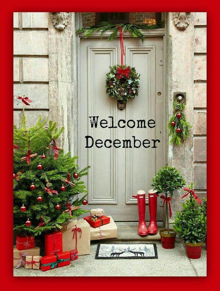 Welcome December/ Benvenuto dicembre