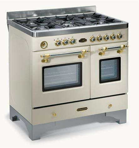 36u201d fratelli onofri royal dual fuel double oven range