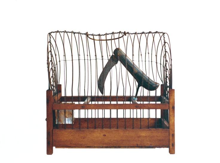 jaula el pjaro es una antigua navaja miquel aparici