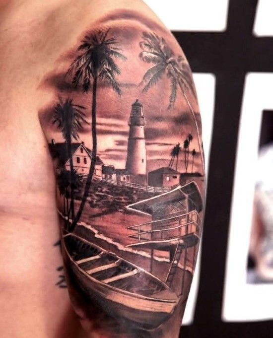 112+ Special & Realistic 3D Tattoos Ideas