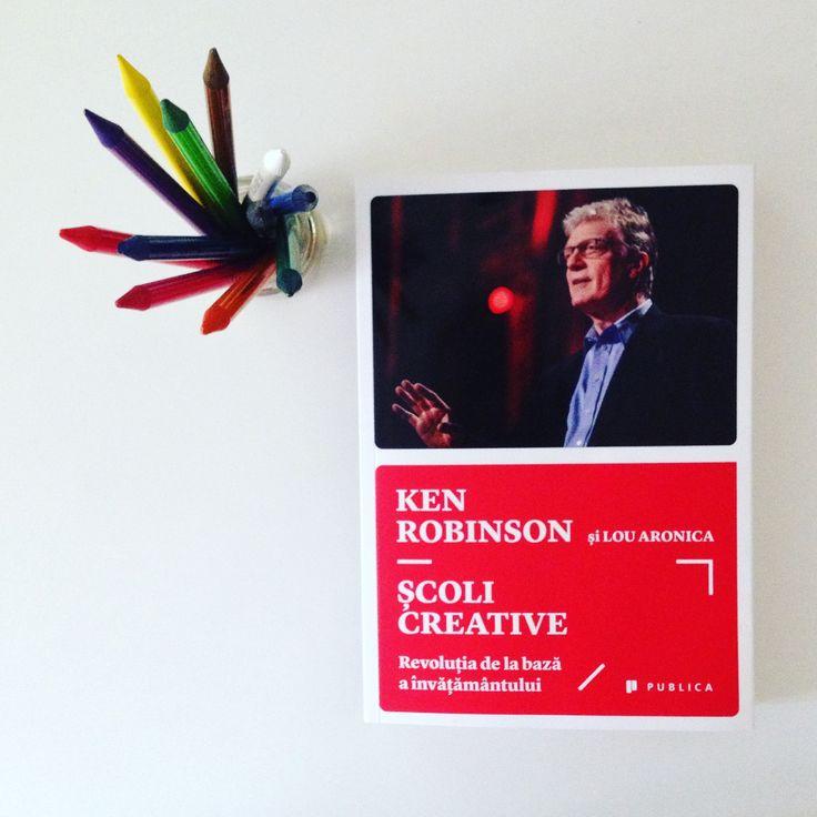 Cea mai recentă carte a lui Sir Ken Robinson adună practici și principii folosite cu succes într-un domeniu care trebuie să țină cont de vremurile în care trăim: educația. #creativeschools #romanianedition #educatie #editurapublica