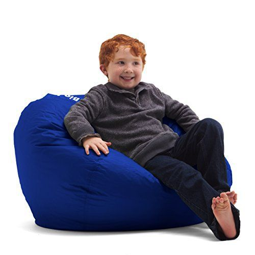 "Bigger is definitely better. Big Joe 98"" Bean Bag's 98"" circumference provides extra seating capacity so that anyone can enjoy reading, watching TV, playing games, or lounging. Available in assorted colors.   	 		 			 				 					Famous Words of Inspiration...""The whole... more details available at https://furniture.bestselleroutlets.com/game-recreation-room-furniture/bean-bags/product-review-for-big-joe-bean-bag-98-inch-sapphire/"