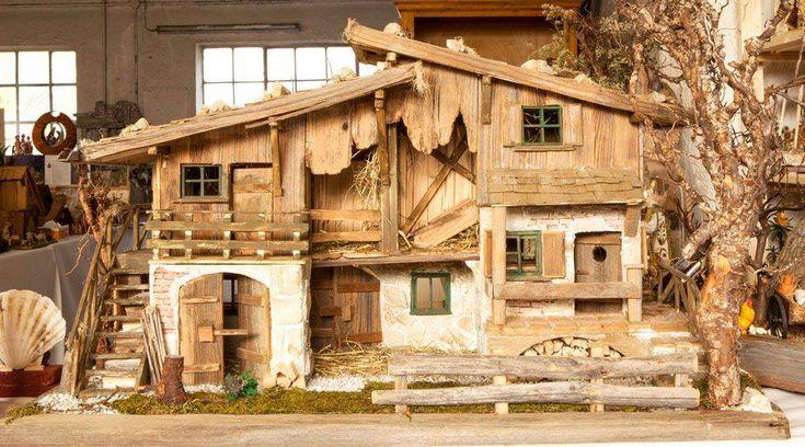 Auch dieses Jahr gibt es wieder einen von Franz Kisters gebauten Krippenstall im Wert von 400 Euro und weitere Preise zu gewinnen!