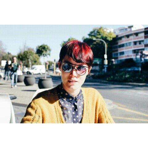 Red hair inspiration #shesaidportraits