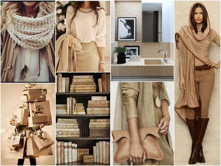 beige for delicate summer