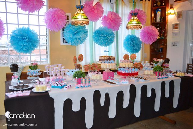 Candy Crush Birthday Party Ideas | Photo 1 of 19 | Catch My Party