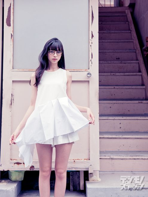 new-wave-girls: 中条あやみ