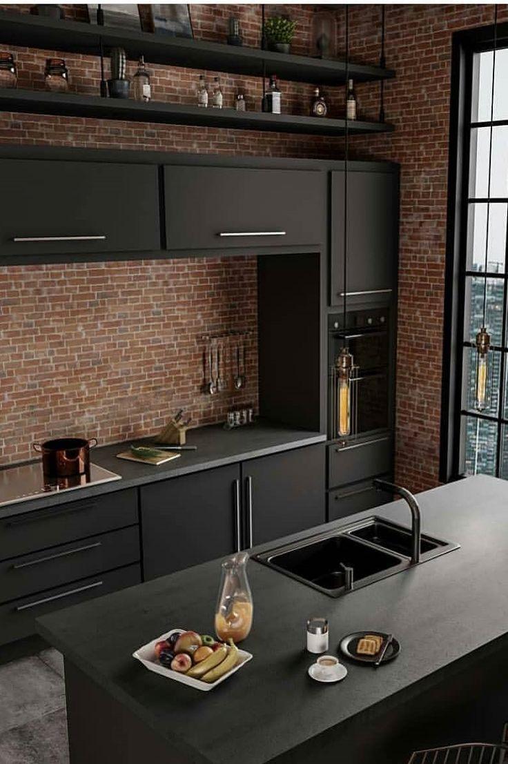 Impressive and Different Kitchen Design Photos No 1