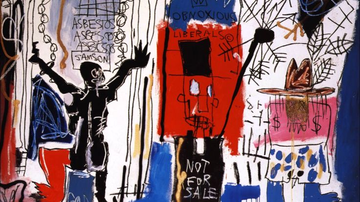 Who is Basquiat, Charlie Parker and Alexander Wainwright?