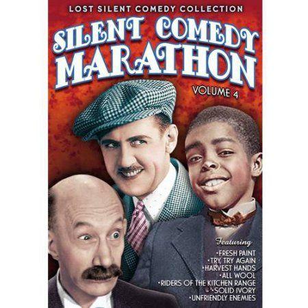 Silent Comedy Marathon: Volume 4 (Silent)