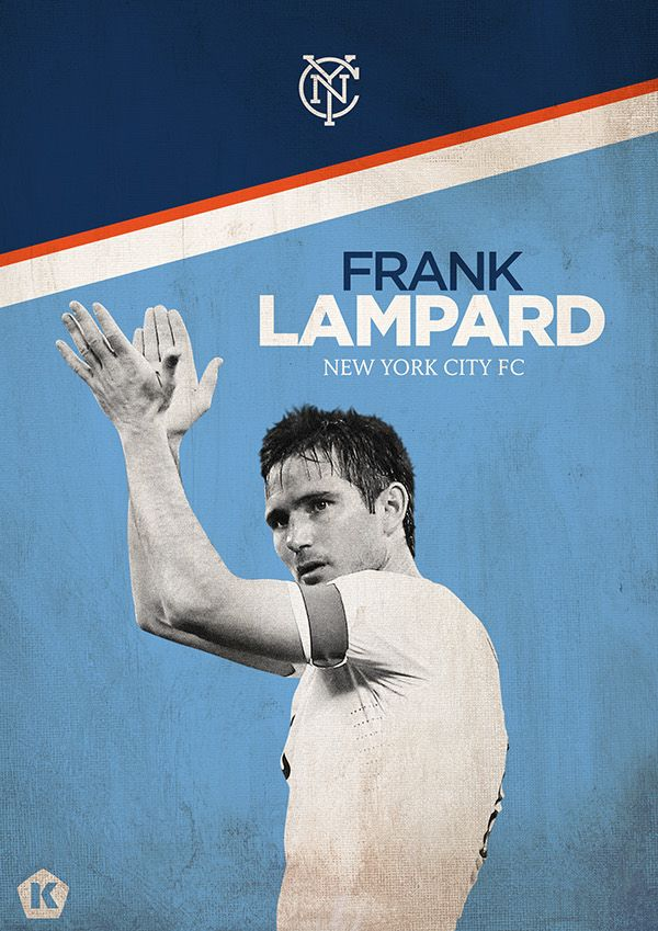 Will Frank Lampard take his place at NYC FC or is he needed at Manchester City? NYC FC are 6th in league standings and could use the skill of Lampard, but he has become an influential member of the Manchester City squad, will they be reluctant to let him leave?  Get all your football shirts at www.soccerbox.com use coupon APR2015 and take 10% off your order