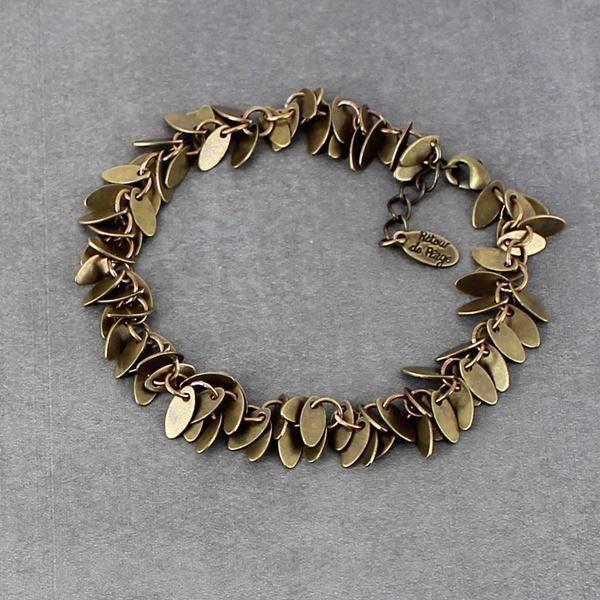 Bracelet Femme - Popy - bronze