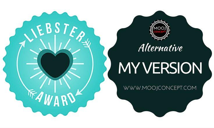 LIEBSTER BLOG AWARD - MOJA WERSJA | Mooj Concept