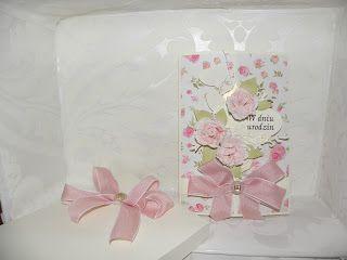 kartki,karteczki,pudełeczka i takie tam...: różu ciąg dalszy
