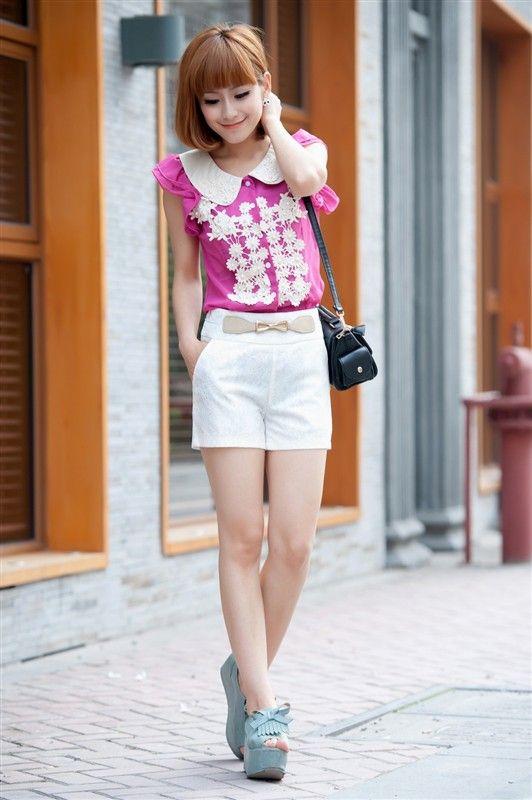 Cara Memakai Rok Mini, Celana Pendek & Mini Dres Agar Kelihatan Trendy