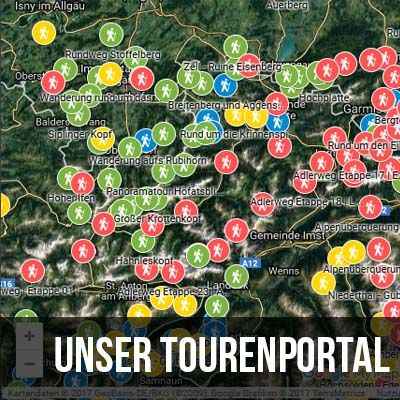 Wanderung von Garmisch auf die Zugspitze