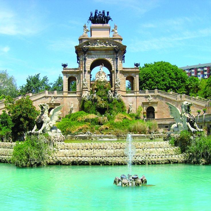 Spain: Favorite Places, Park, Beautiful Places, Parks, Of The, Travel, Citadel, Barcelona Spain