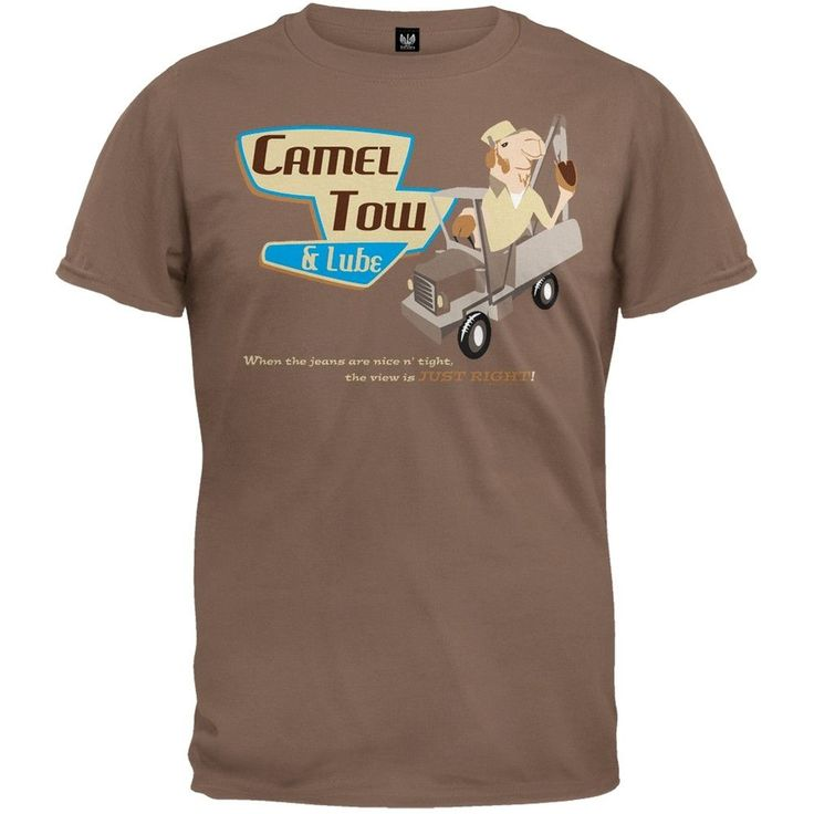 Innuendo Company - Camel Tow T-Shirt