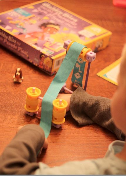 Blocks that GIRLS will love to play and learn with! #ad
